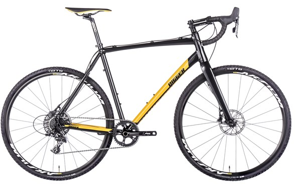 Image of Nukeproof Digger 1.0 2017 - Road Bike
