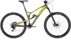 Nukeproof Mega 290 Race Mountain Bike 2017 - Full Suspension MTB
