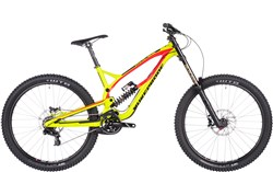 Nukeproof Pulse Comp DH Mountain Bike 2017 - Full Suspension MTB