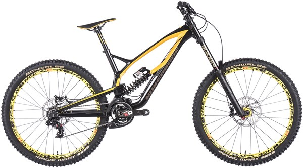 Image of Nukeproof Pulse Team DH Mountain Bike 2017 - Full Suspension MTB
