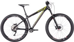 Nukeproof Scout 275 Comp Mountain Bike 2017 - Hardtail MTB
