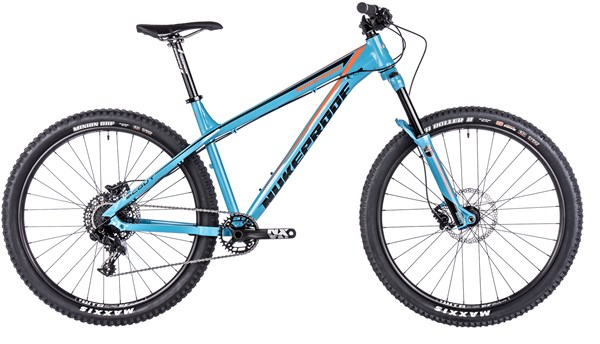 Nukeproof Scout 275 Race Mountain Bike 2017 - Hardtail MTB