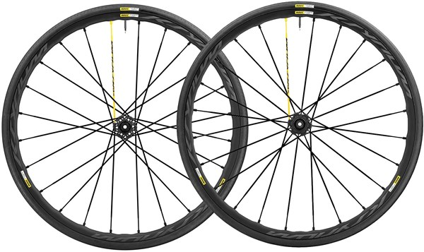 Mavic Ksyrium Pro Disc Road Wheels 2017