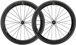 Product image for Mavic Crossmax Pro Carbon WTS 29er MTB Wheels 2017