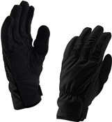 Product image for Sealskinz Womens Brecon Long Finger Cycling Gloves AW17