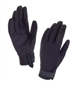 Product image for Sealskinz Womens Dragon Eye Road Long Finger Gloves AW17