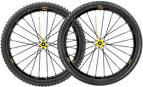 "Image of Mavic Deemax Pro WTS 27.5"" MTB Wheels 2017"