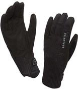 Product image for Sealskinz Womens Elgin Long Finger Gloves AW17