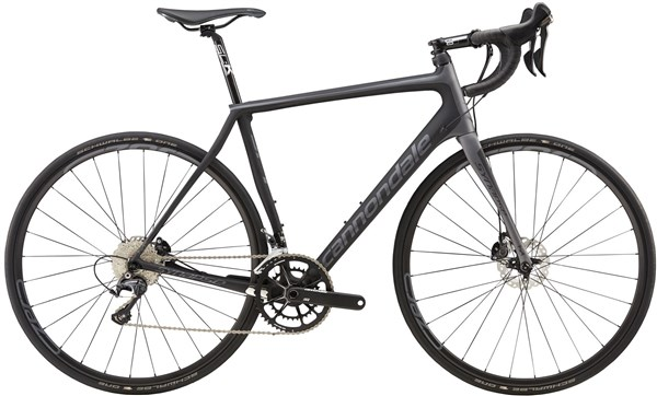 Image of Cannondale Synapse Hi-MOD Disc Ultegra 2017 - Road Bike