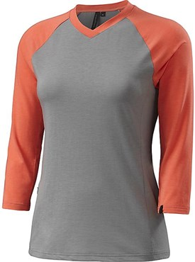 Image of Specialized Womens Andorra Drirelease Merino 3/4 Jersey AW16