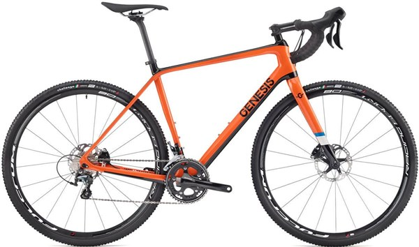 Image of Genesis Vapour Carbon CX 10  2017 - Cyclocross Bike