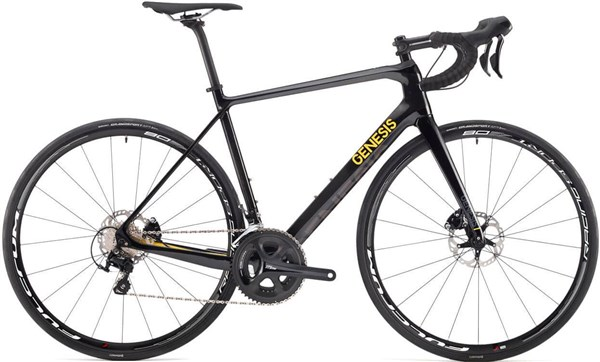 Image of Genesis Zero Disc Z2 2017 - Road Bike