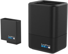 GoPro Dual Battery Charger + Battery - For Hero 5 Black
