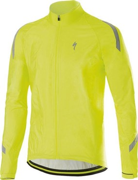 Specialized Deflect RBX Elite Hi-Vis Rain Jacket AW17