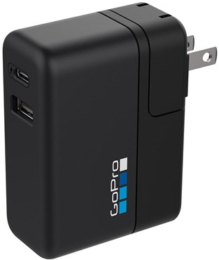 Image of GoPro Supercharger - International Dual-Port Charger