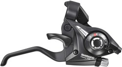 Shimano Altus NeST-EF510 EZ Fire Plus STI Set - 2-Finger Lever 3x8-Speed