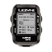 Product image for Lezyne Mini GPS Navigate Computer