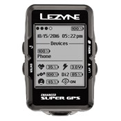 Lezyne Super Navigate GPS Computer With Mapping
