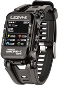 Product image for Lezyne Micro Colour GPS Watch Inc Heart Rate Monitor