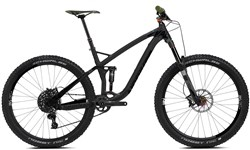 NS Bikes Snabb Plus 1 Mountain Bike 2017 - Trail Full Suspension MTB