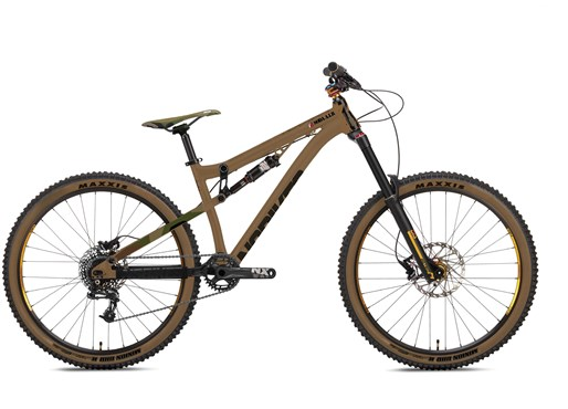 NS Bikes Soda Evo Air Mountain Bike 2017 - Full Suspension MTB