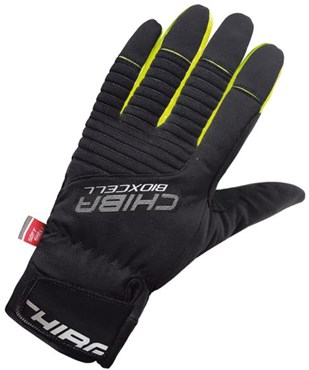 Chiba Bio-X-Cell Winter Waterproof Long Finger Cycling Gloves AW16