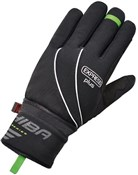 Product image for Chiba Express+ Windprotect Showerproof Long Finger Cycling Gloves AW16