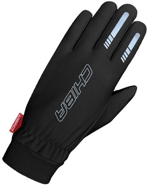 Image of Chiba Thermofleece Touch All-Round Long Finger Cycling Gloves AW16