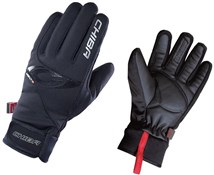 Product image for Chiba Classic Windstopper Long Finger Cycling Gloves AW16