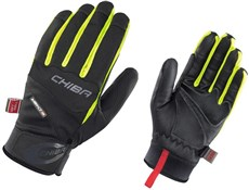 Product image for Chiba Tour Plus Windstopper Long Finger Cycling Gloves AW16
