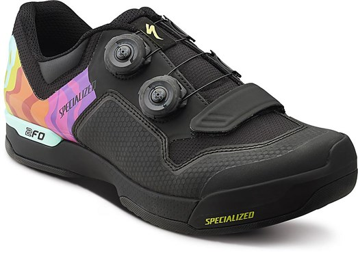 Image of Specialized 2FO Cliplite Mountain Bike Cycling Shoes AW16