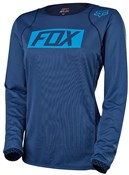 Fox Clothing Ripley Womens Long Sleeve Cycling Jersey AW16