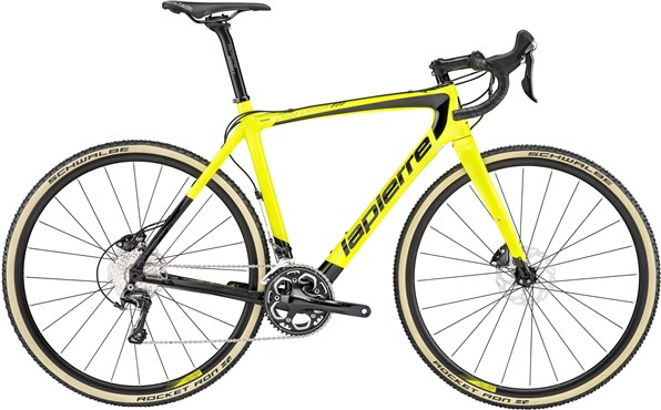 Image of Lapierre CX Carbon 600  2017 - Cyclocross Bike