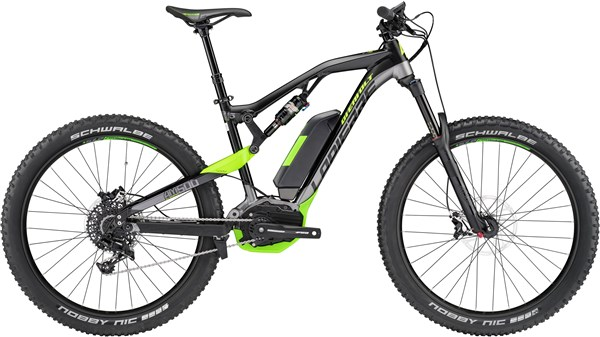 Lapierre Overvolt AM 500+  2017 - Electric Mountain Bike