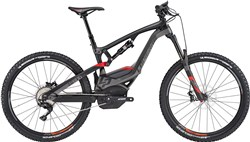 Lapierre Overvolt AM 800 Carbon  2017 - Electric Mountain Bike