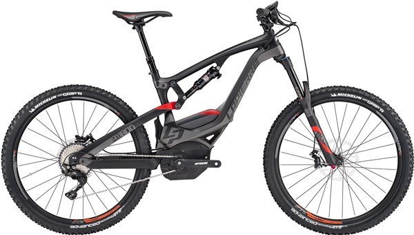 Image of Lapierre Overvolt AM 800 Carbon  2017 - Electric Bike