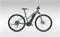 Lapierre Overvolt Cross 400 Womens 2017 - Electric Hybrid Bike