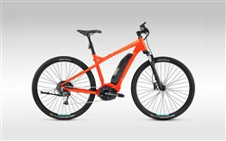 Lapierre Overvolt Cross 800 2017 - Electric Hybrid Bike