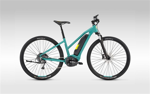 Image of Lapierre Overvolt Cross 800 Womens  2017 - Electric Bike