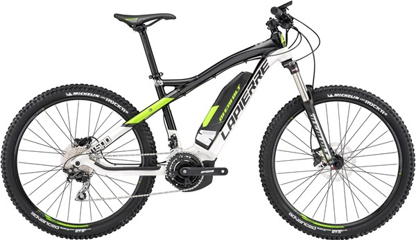 Lapierre Overvolt HT 500  2017 - Electric Mountain Bike