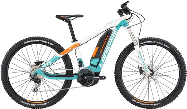 Image of Lapierre Overvolt HT 500 Womens  2017 - Electric Bike