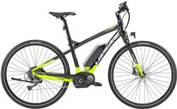 Lapierre Overvolt Shaper 400  2017 - Electric Hybrid Bike