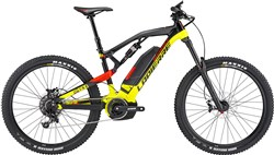 Lapierre Overvolt SX 600  2017 - Electric Mountain Bike