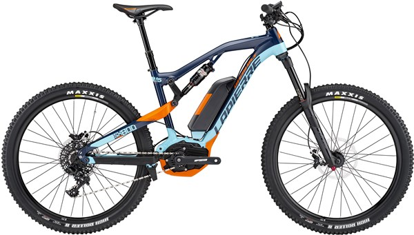 Image of Lapierre Overvolt SX 800  2017 - Electric Bike