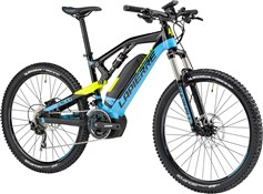 Lapierre Overvolt XC 300  2017 - Electric Mountain Bike