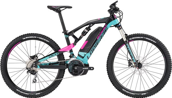 Image of Lapierre Overvolt XC 300 Womens  2017 - Electric Bike