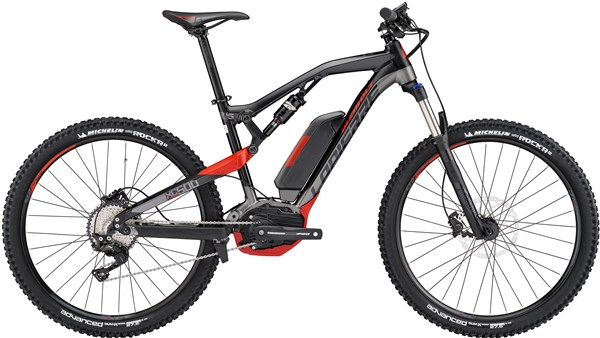 Lapierre Overvolt XC 500  2017 - Electric Mountain Bike