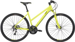 Lapierre Cross 200 Disc Womens  2017 - Hybrid Sports Bike