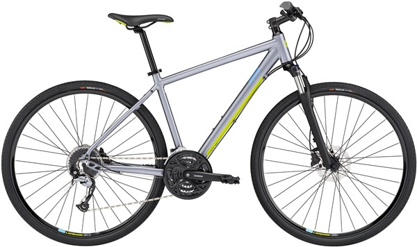 Image of Lapierre Cross 300 Disc  2017 - Hybrid Sports Bike