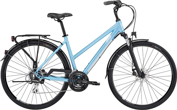 Lapierre Trekking 200 Womens  2017 - Hybrid Sports Bike